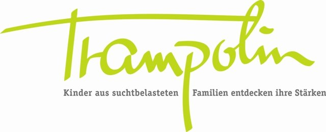 fdr Suchtprävention Logo Trampolin